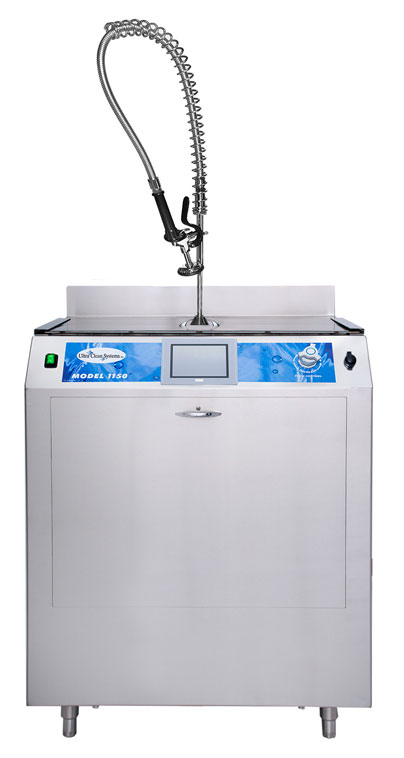 Ultra Clean Systems Model 1150 ultrasonic cleaning system
