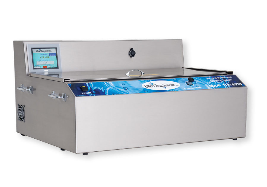 Ultra Clean Systems Model 1101 ultrasonic cleaning system closed