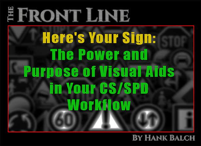 Here S Your Sign The Power And Purpose Of Visual Aids In