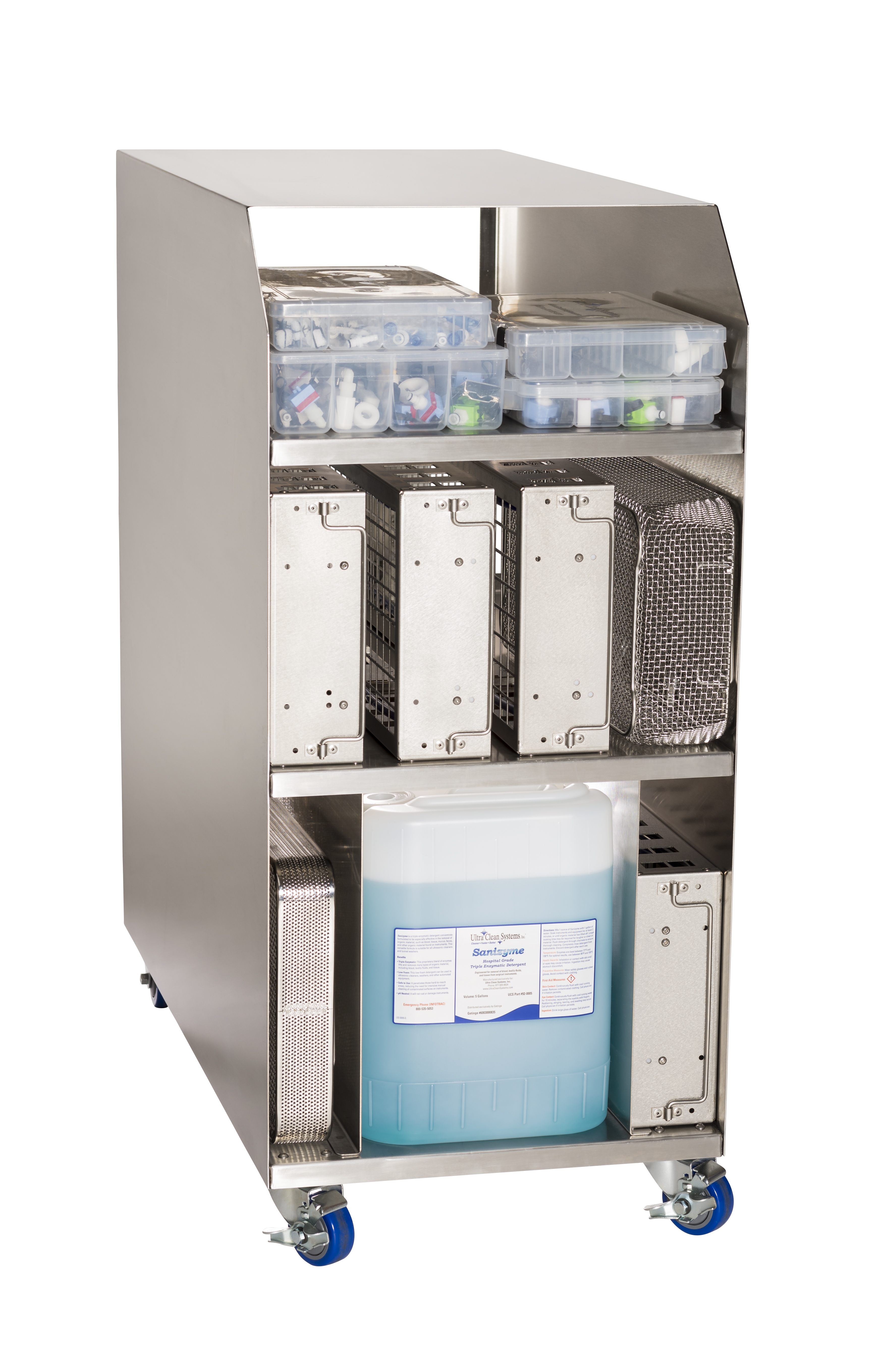 Carts And Side Cabinets Ultra Clean Systems Inc